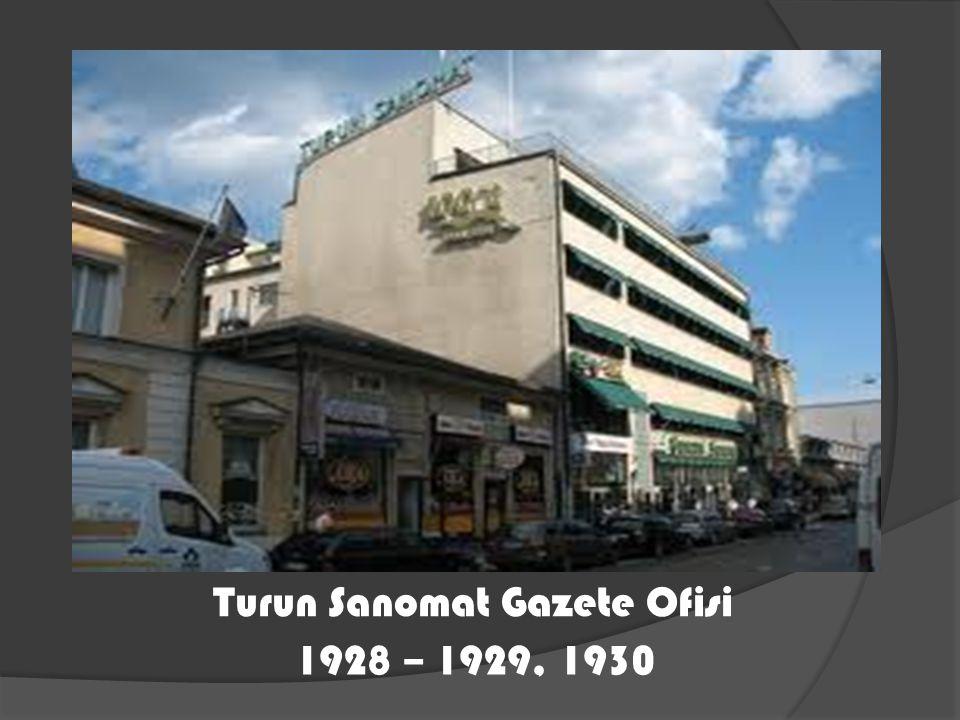 Turun Sanomat Gazete Ofisi