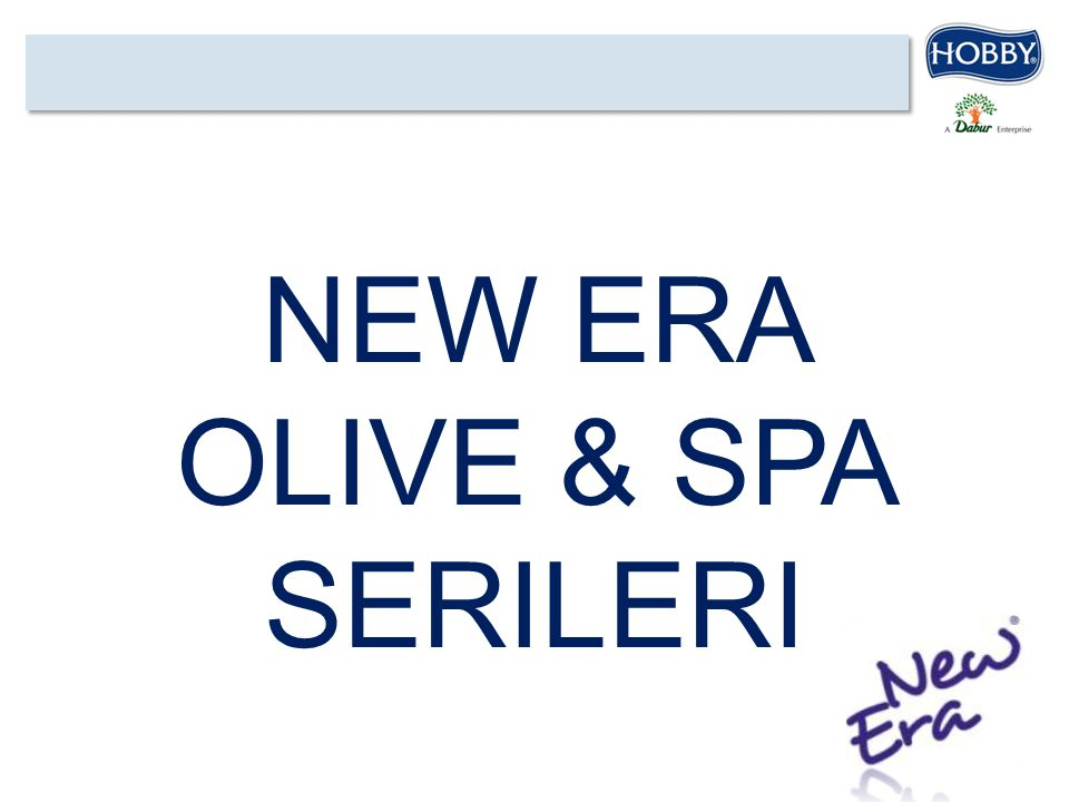 NEW ERA OLIVE & SPA SERILERI