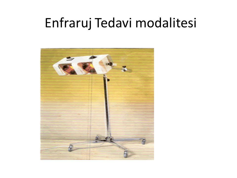 Enfraruj Tedavi modalitesi