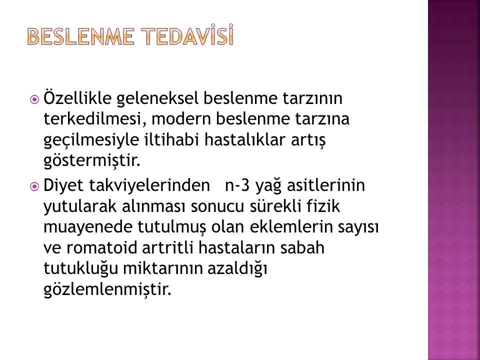 BESLENME TEDAVİSİ