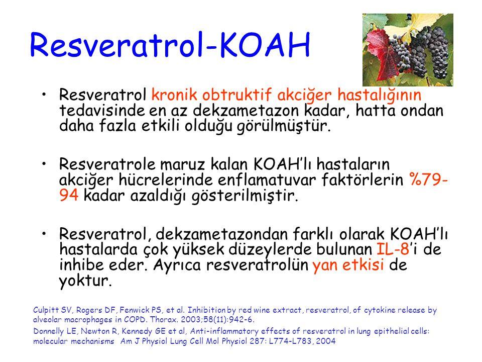 Resveratrol-KOAH