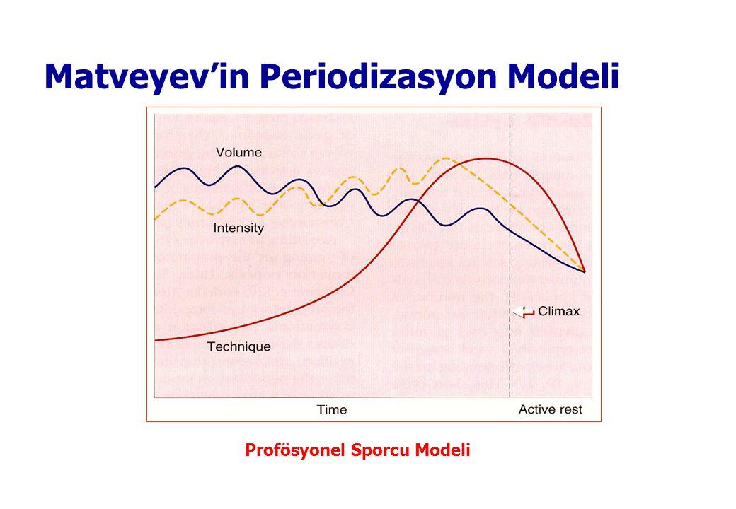 Matveyev'in Periodizasyon Modeli