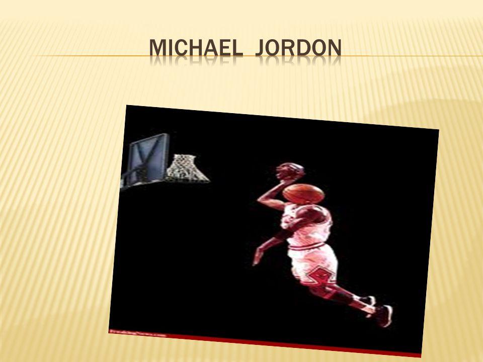 MICHAEL JORDON
