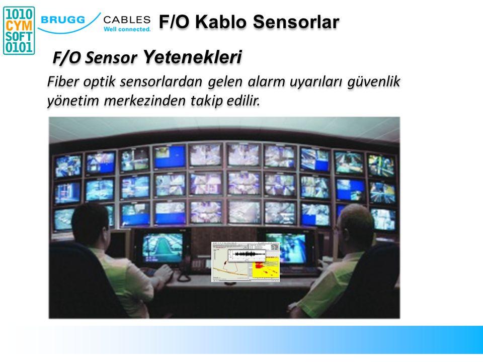 F/O Sensor Yetenekleri