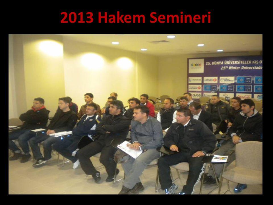 2013 Hakem Semineri