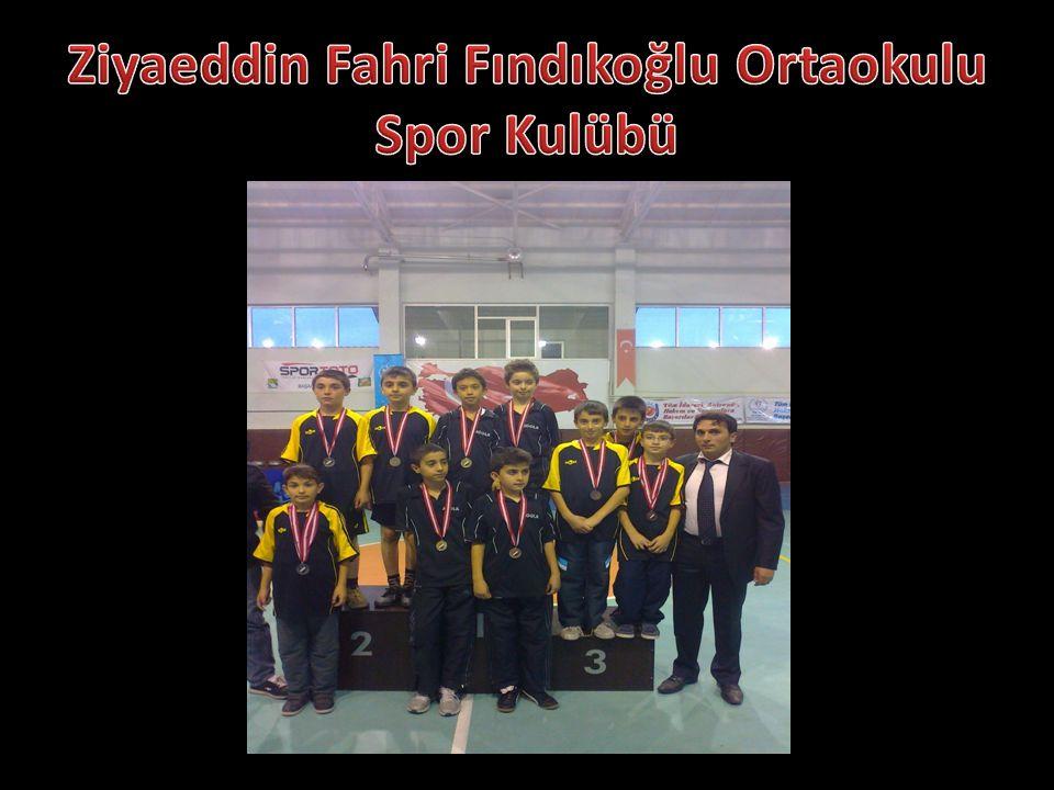Ziyaeddin Fahri Fındıkoğlu Ortaokulu Spor Kulübü