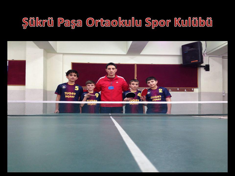 Şükrü Paşa Ortaokulu Spor Kulübü