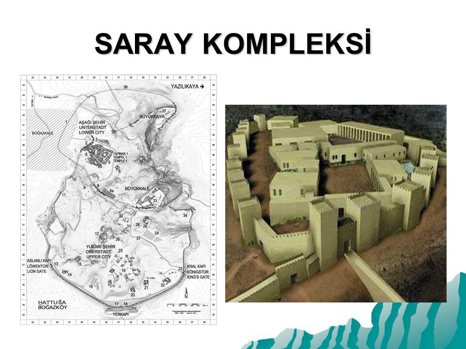 SARAY KOMPLEKSİ