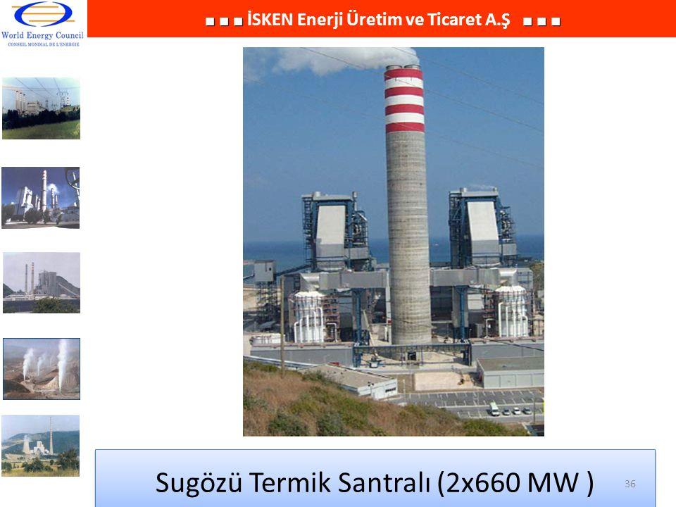 Sugözü Termik Santralı (2x660 MW )