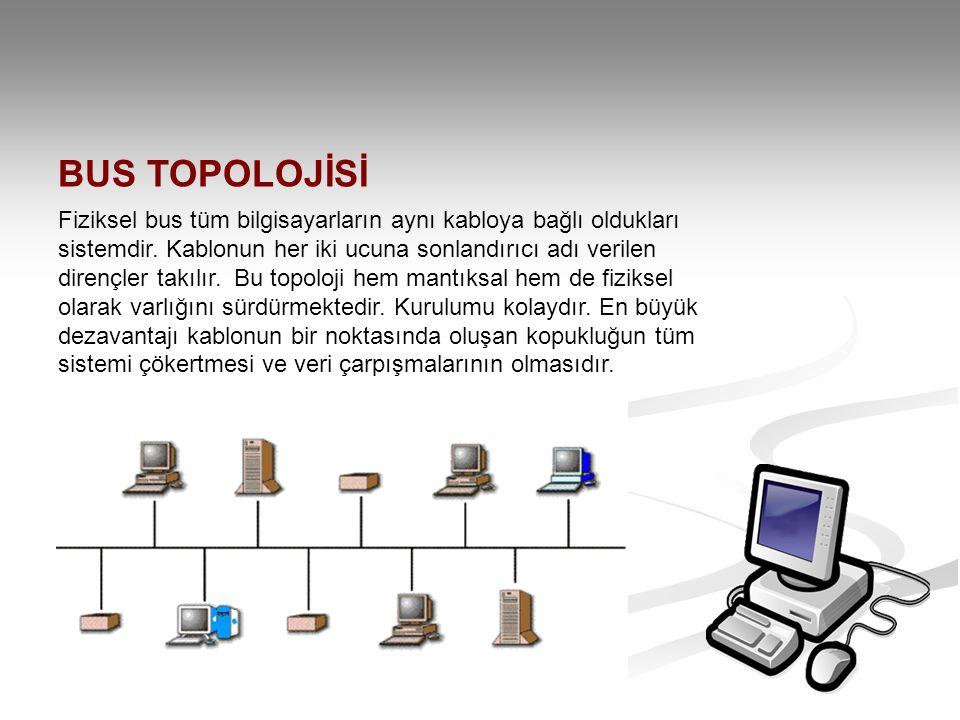 BUS TOPOLOJİSİ