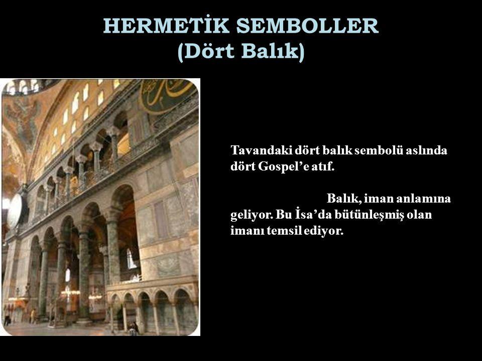HERMETİK SEMBOLLER (Dört Balık)