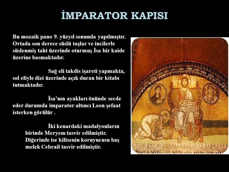 İMPARATOR KAPISI