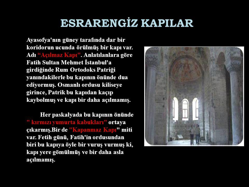 ESRARENGİZ KAPILAR