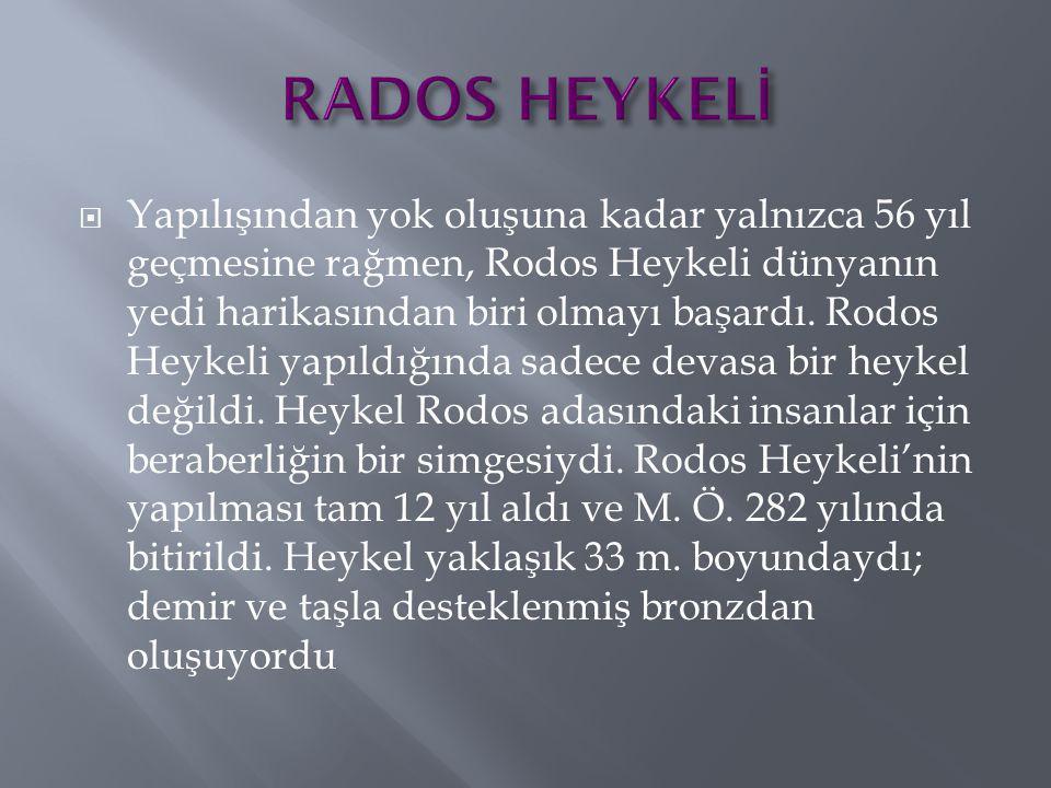 RADOS HEYKELİ