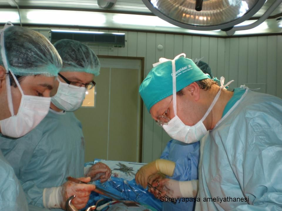 Süreyyapaşa ameliyathanesi