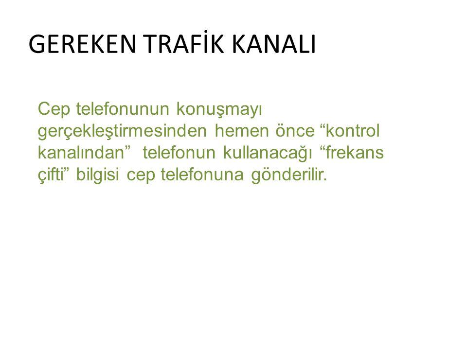 GEREKEN TRAFİK KANALI
