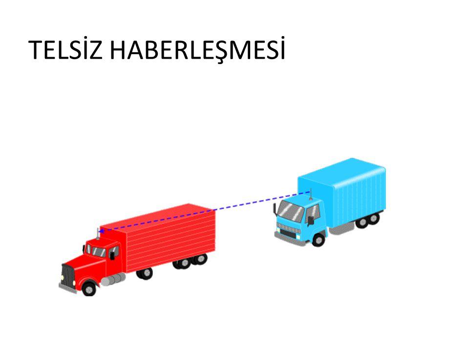 TELSİZ HABERLEŞMESİ