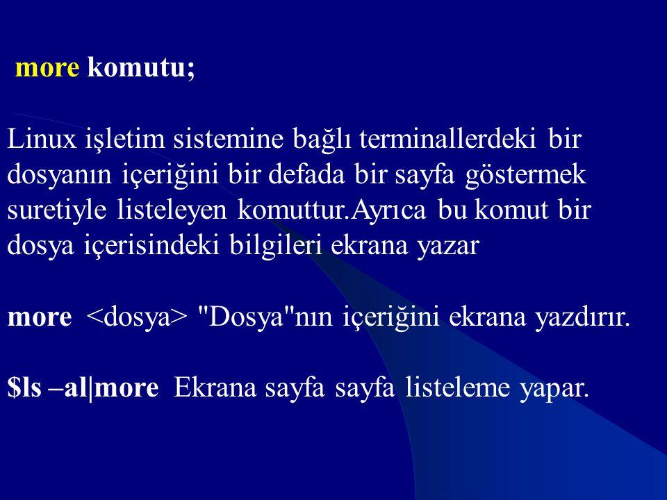 more komutu;