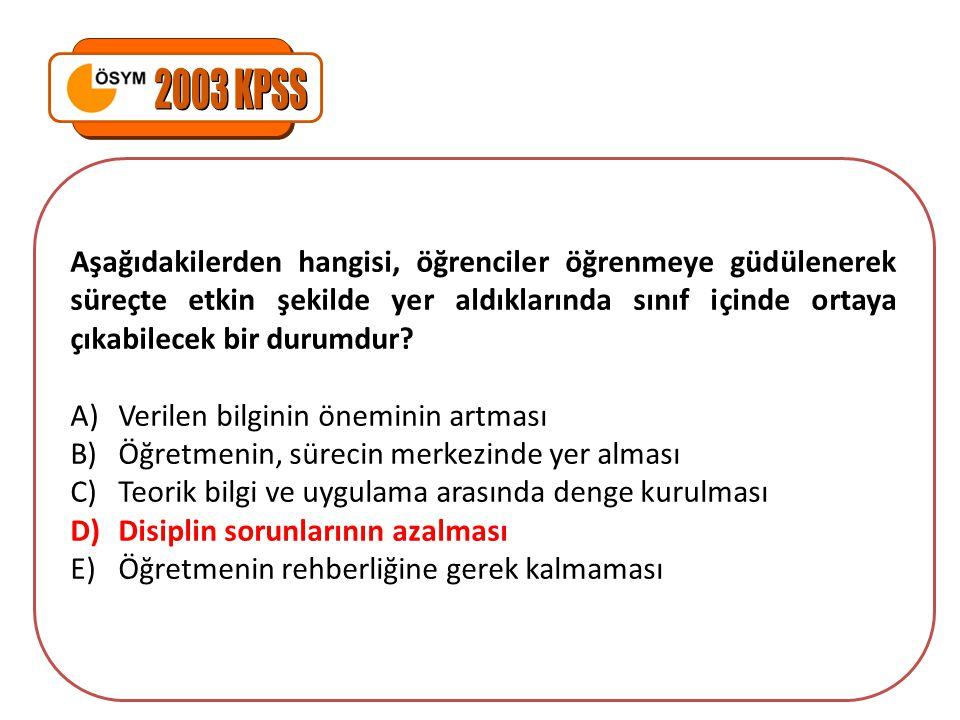 2003 KPSS