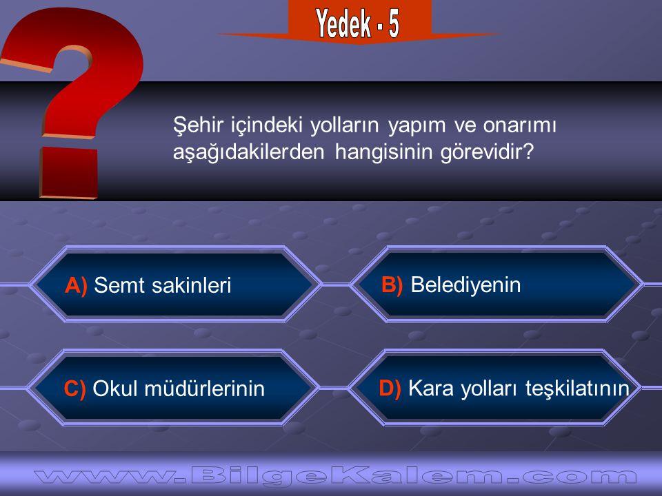 Yedek - 5 www.BilgeKalem.com