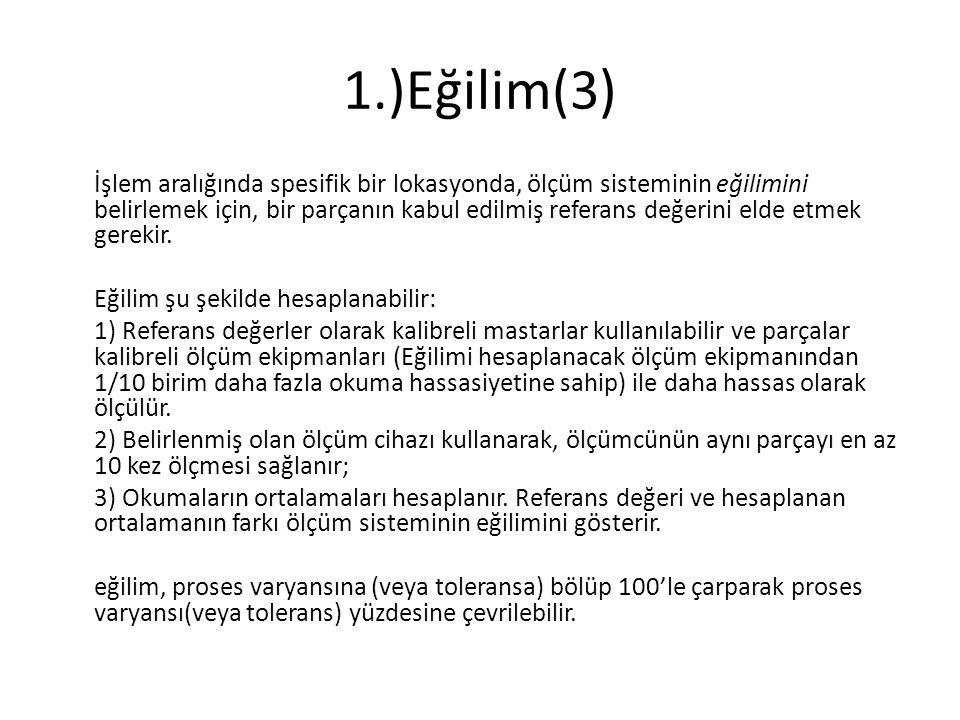 1.)Eğilim(3)