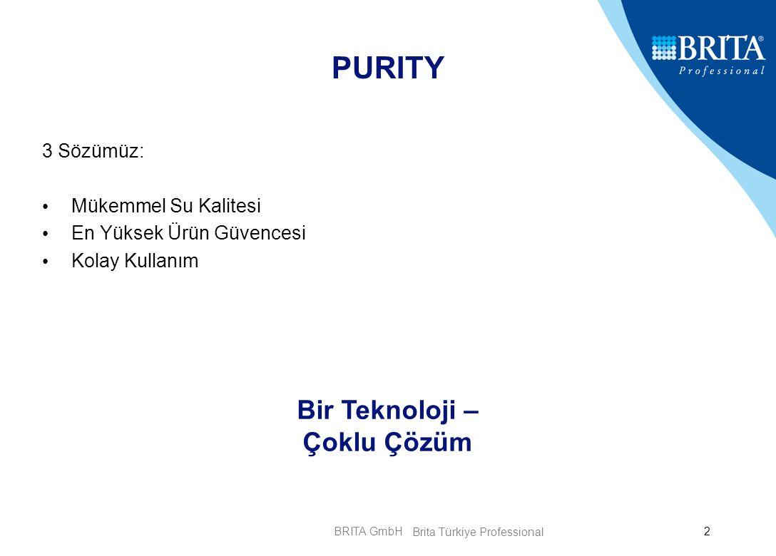 Brita Türkiye Professional
