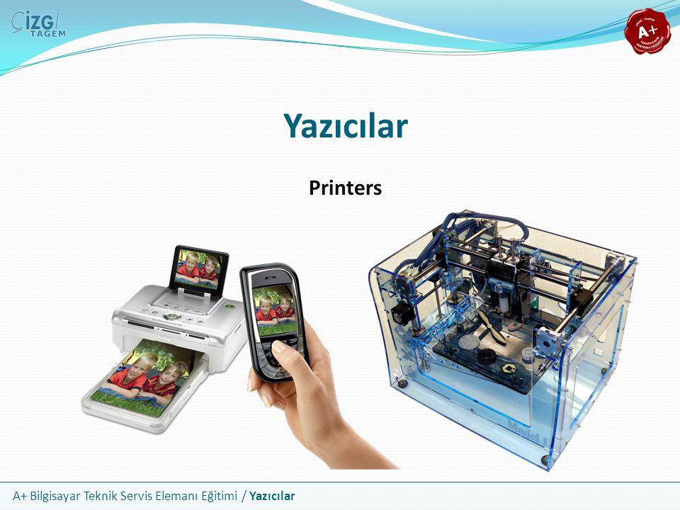 Yazıcılar Printers Fon müziği