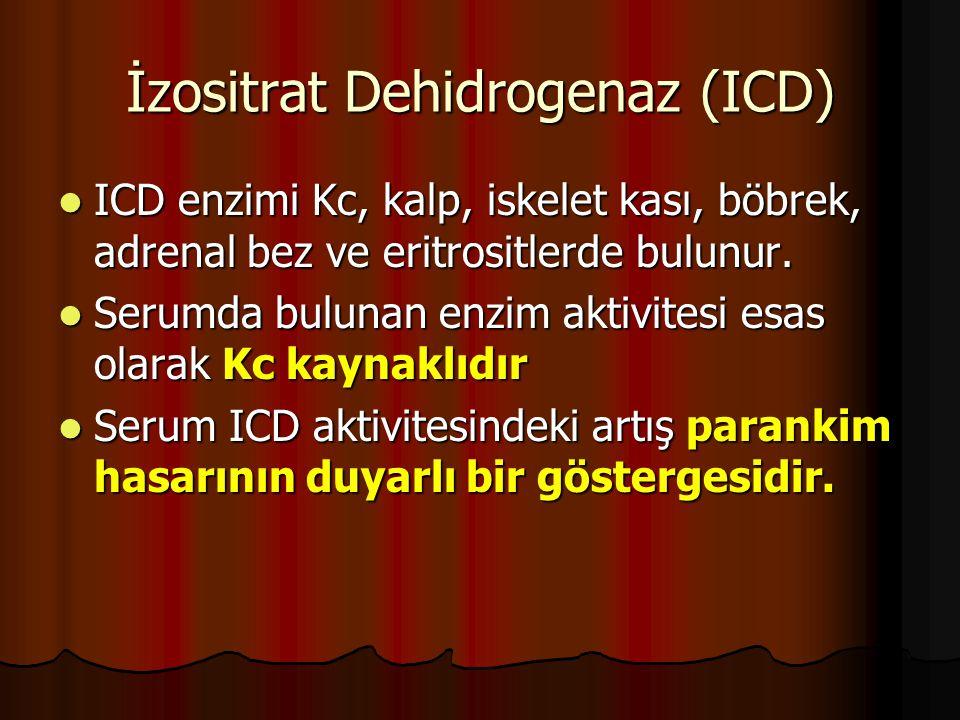 İzositrat Dehidrogenaz (ICD)