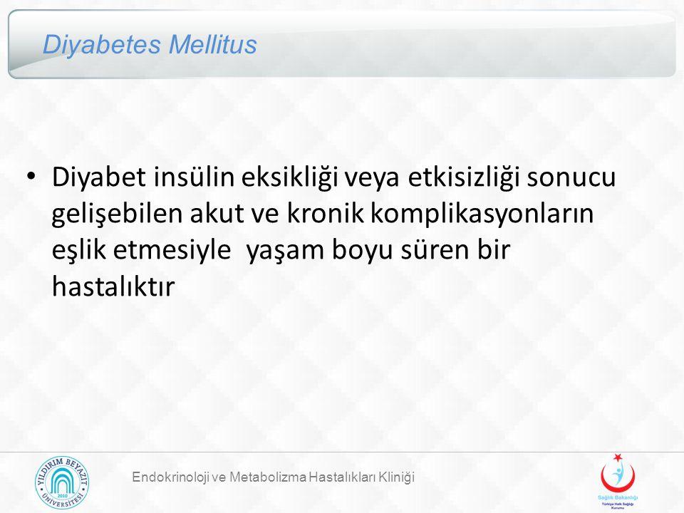 Diyabetes Mellitus