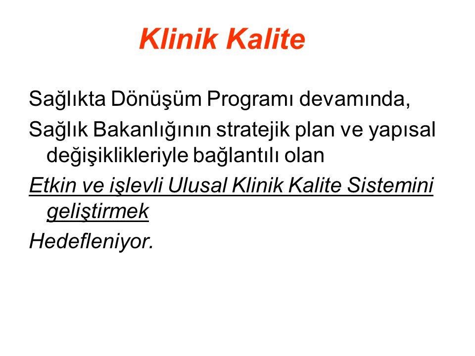 Klinik Kalite