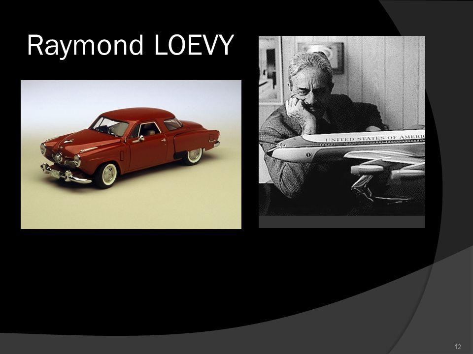 Raymond LOEVY