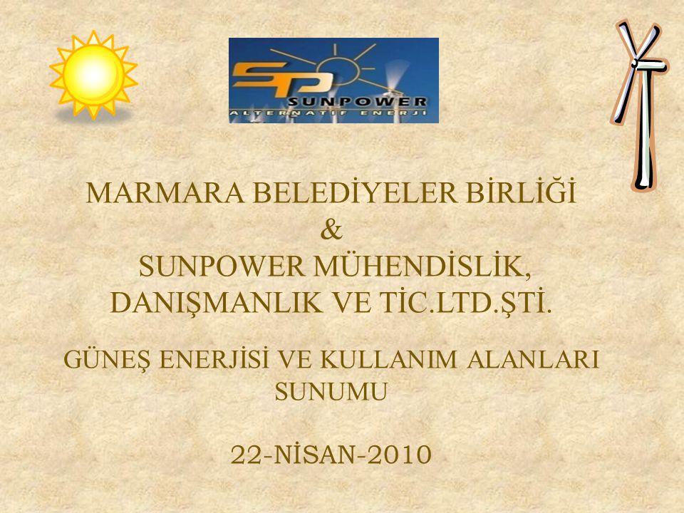 MARMARA BELEDİYELER BİRLİĞİ & SUNPOWER MÜHENDİSLİK,