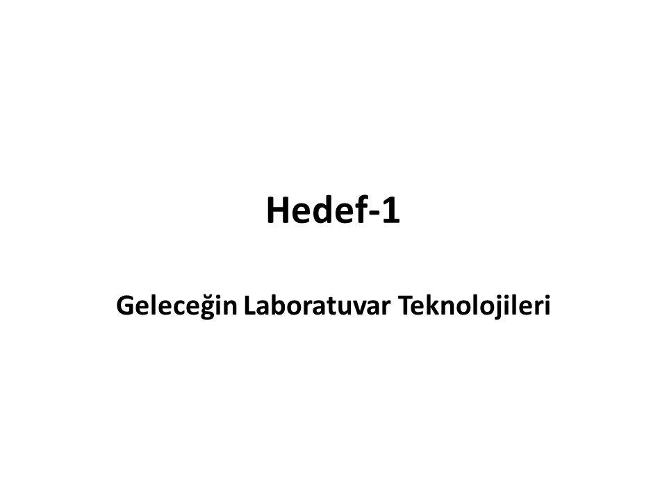 Geleceğin Laboratuvar Teknolojileri