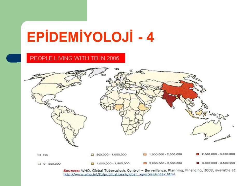 EPİDEMİYOLOJİ - 4