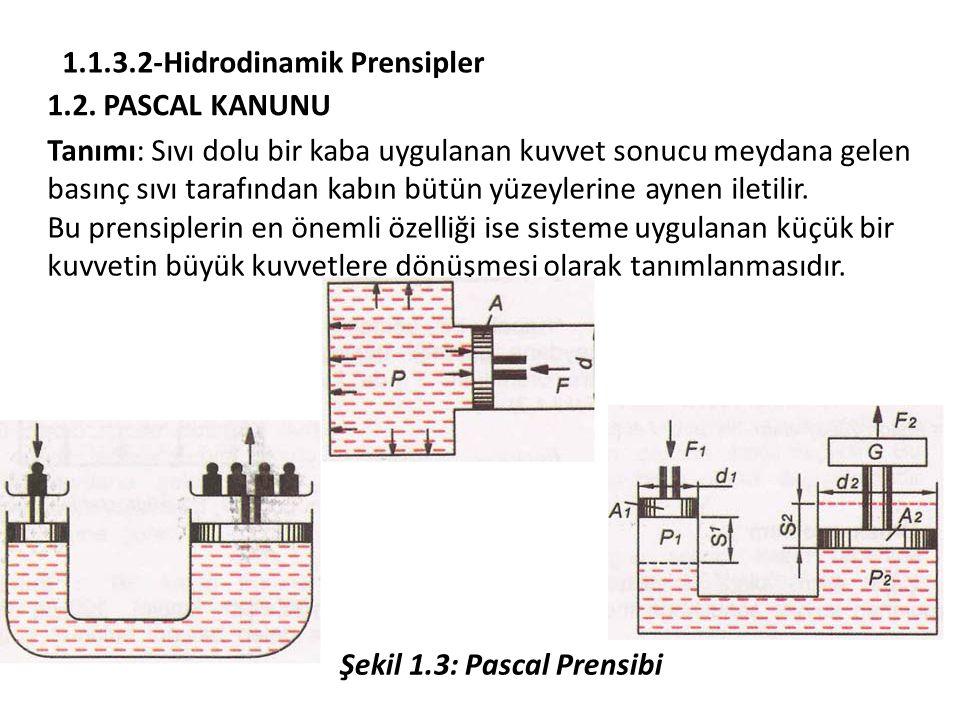 1.1.3.2-Hidrodinamik Prensipler