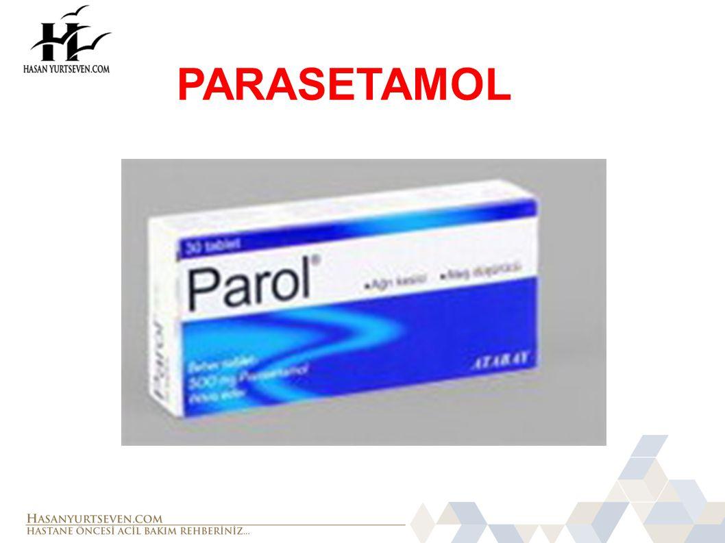 PARASETAMOL
