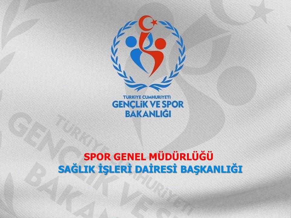 SGM-Sağlık İşleri Dairesi Başkanlığı