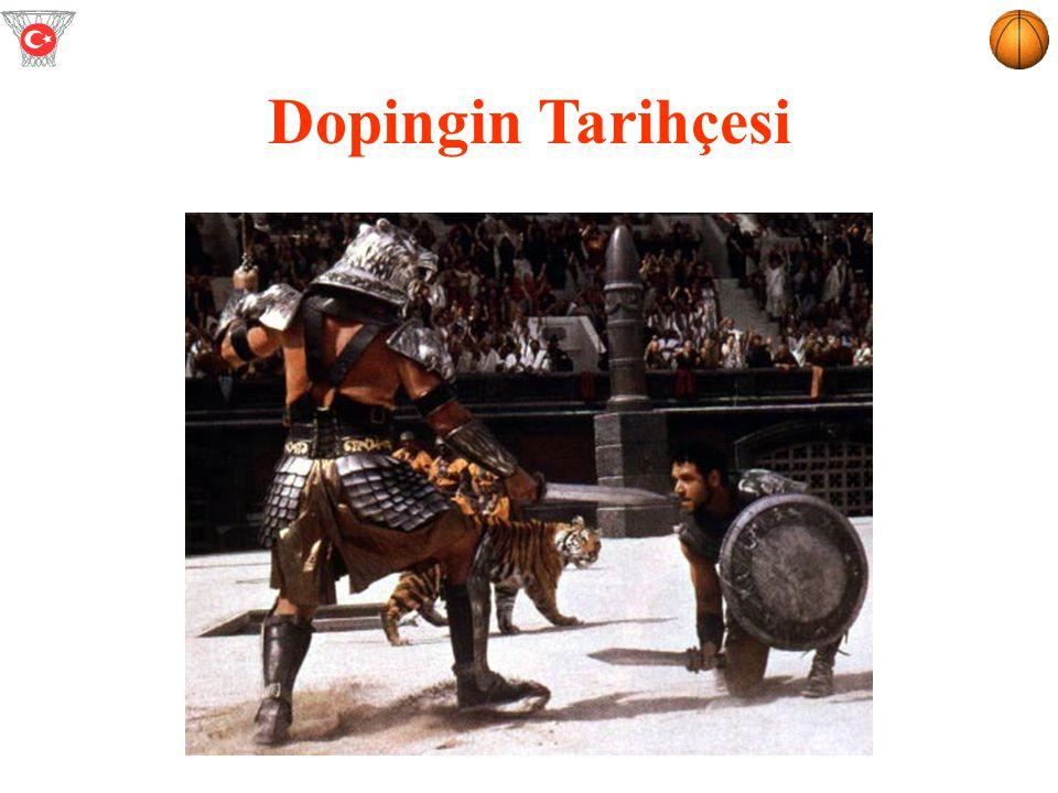 Dopingin Tarihçesi