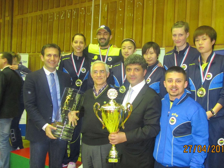ETTU CUP - Avrupa Kulüpler Kupası