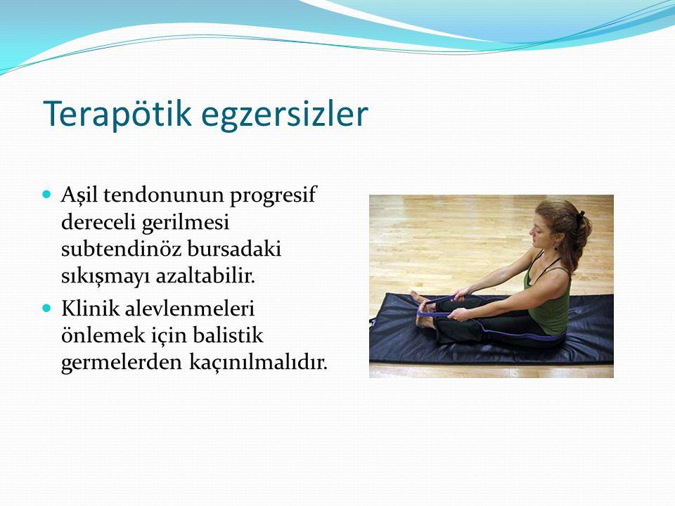 Terapötik egzersizler