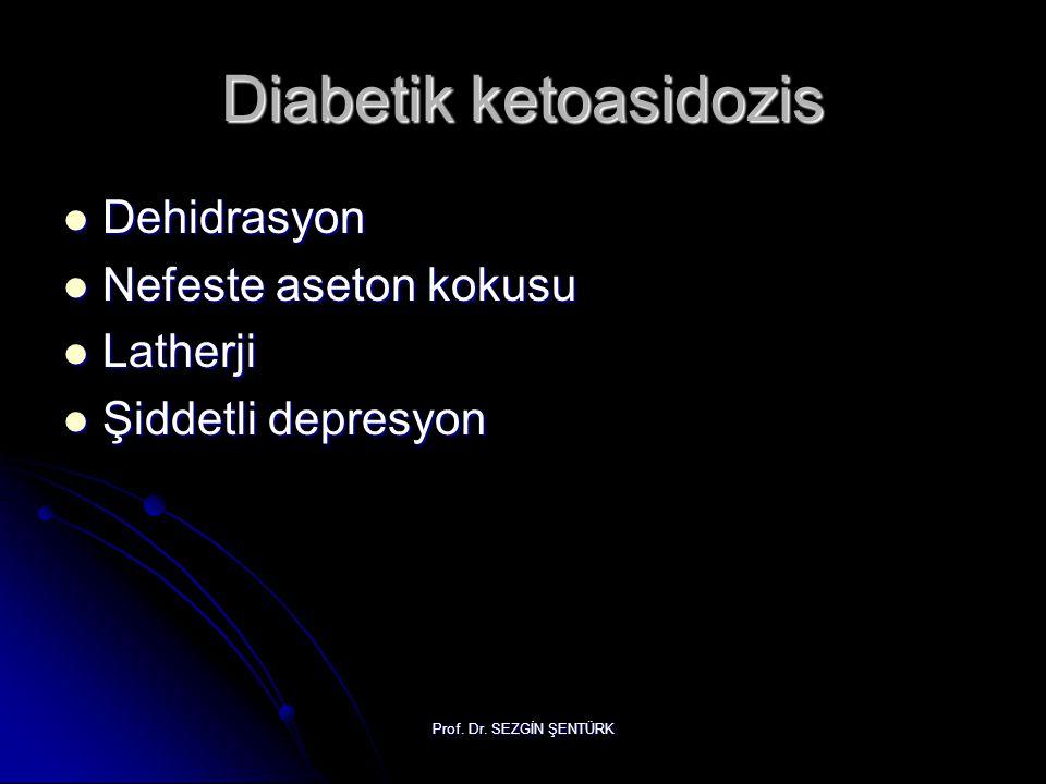 Diabetik ketoasidozis