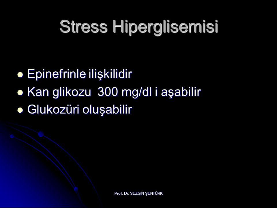 Stress Hiperglisemisi