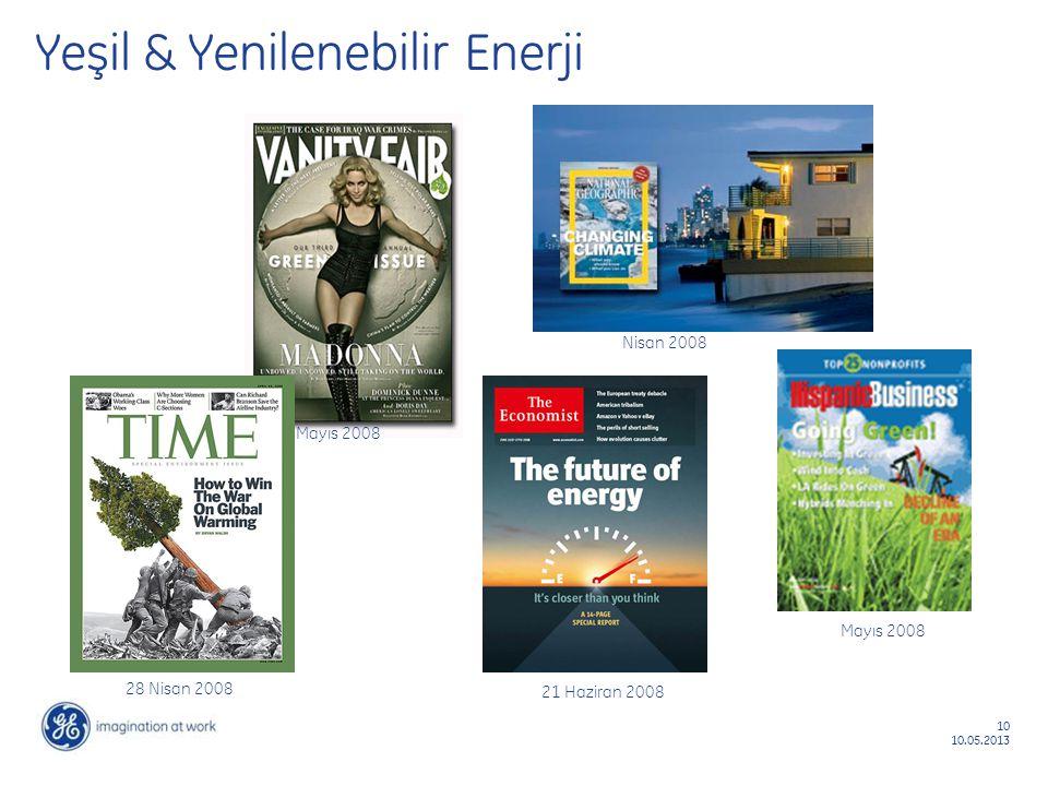 Yeşil & Yenilenebilir Enerji
