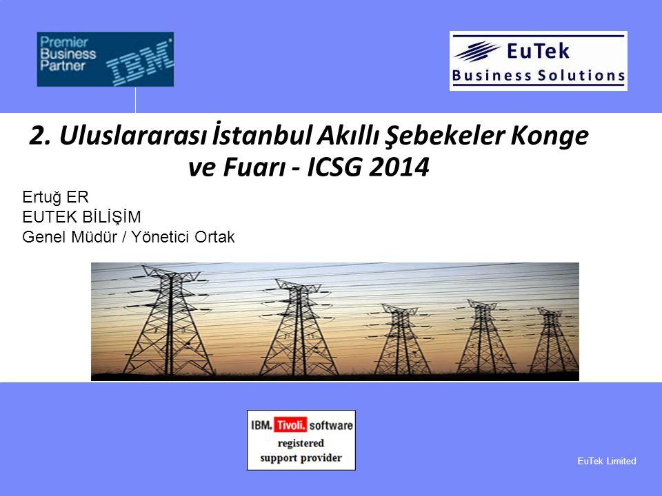 2. Uluslararası İstanbul Akıllı Şebekeler Konge ve Fuarı - ICSG 2014