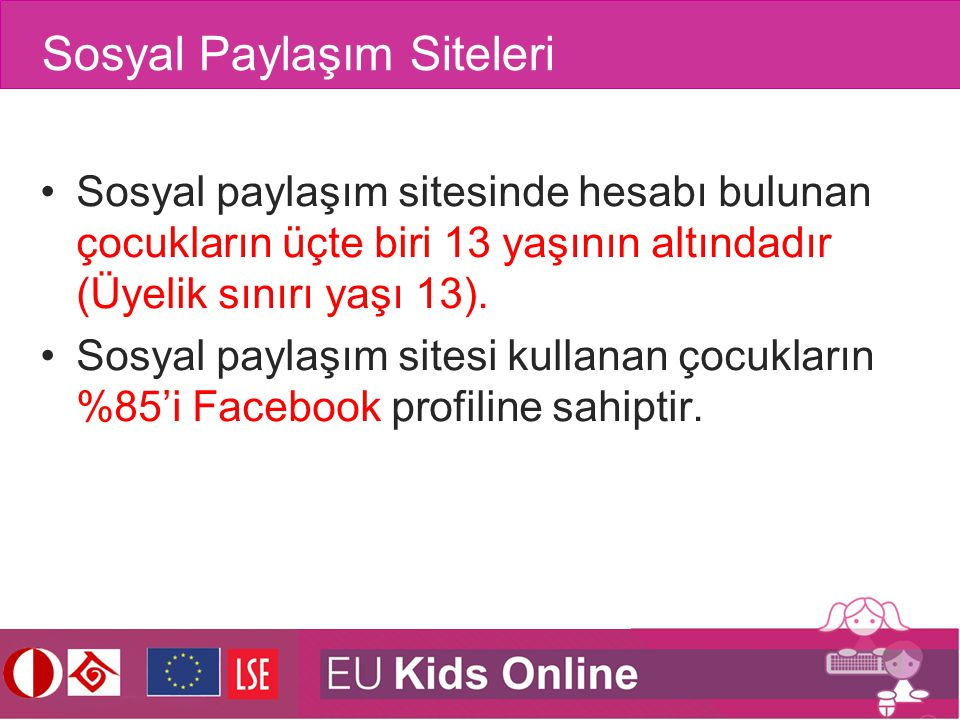 Sosyal Paylaşım Siteleri