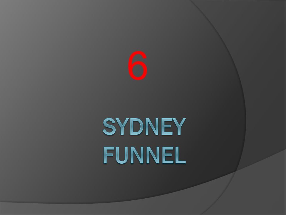 6 Sydney funnel