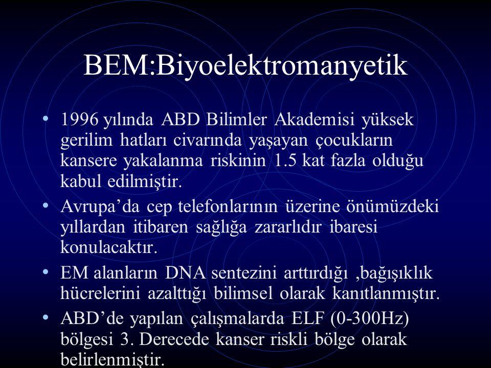 BEM:Biyoelektromanyetik