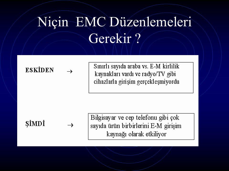 Niçin EMC Düzenlemeleri Gerekir
