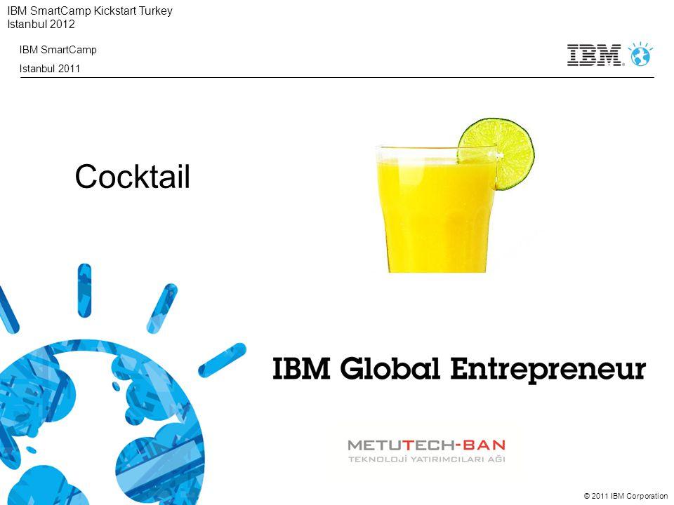 IBM SmartCamp Istanbul 2011