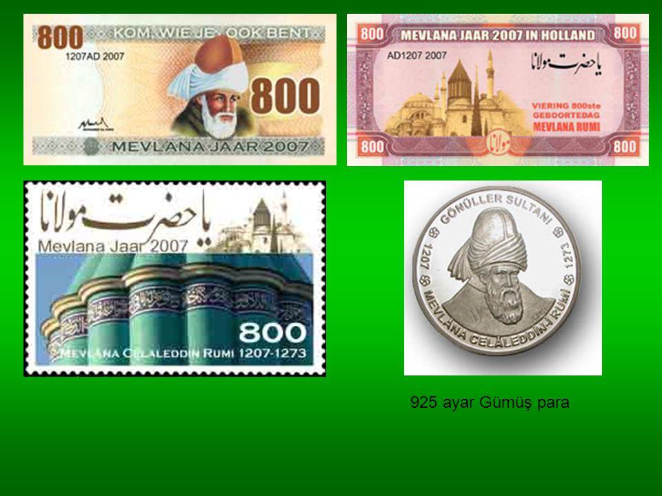 925 ayar Gümüş para